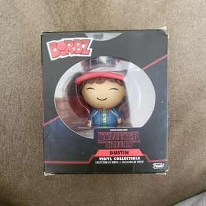Funk Pop Dustin Collectible Figure #389